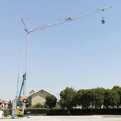 Stavebný žeriav Cattaneo CTM 190 | TOP CRANES