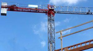 Vežový žeriav SAEZ TL 50 5T | TOP CRANES