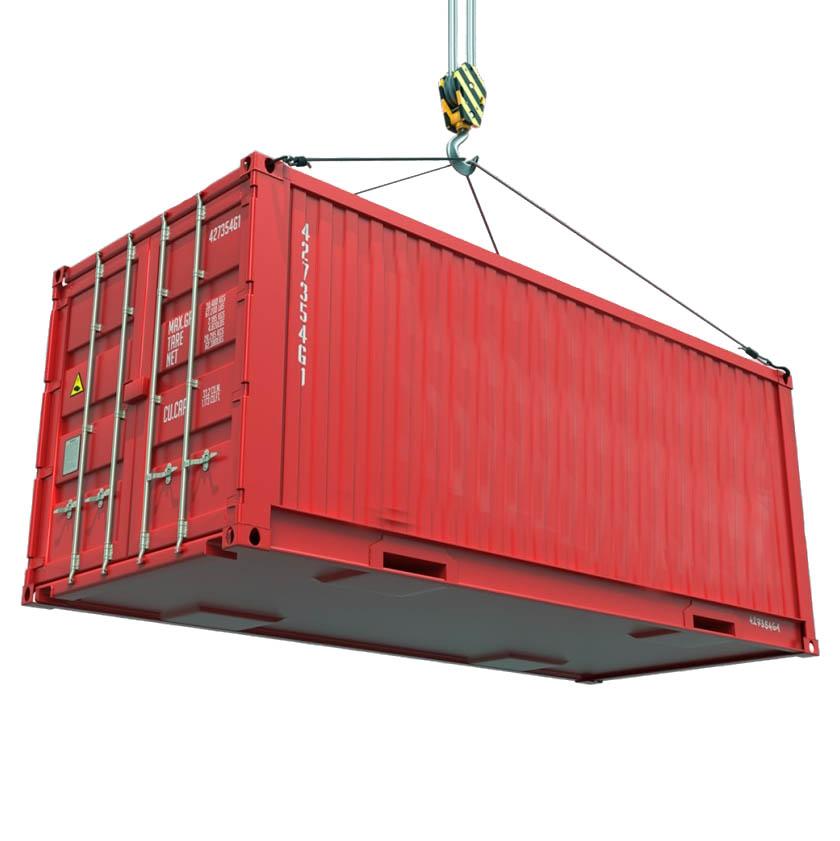 Prenájom kontajnerov a unimobuniek | TOP CRANES