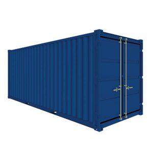 Prenájom kontajnerov a unimobuniek - skladový kontajner | TOP CRANES