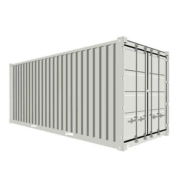 Prenájom kontajnerov a unimobuniek - skladový kontajner   TOP CRANES
