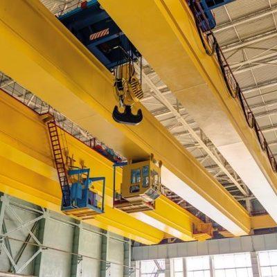 Rádiové diaľkové ovládače REMdevice pre stroje na priemyselné zdvíhanie a žeriavy   TOP CRANES